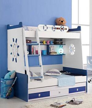 双层儿童床图片与价格