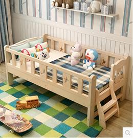 优宝宝家居双层儿童床图片
