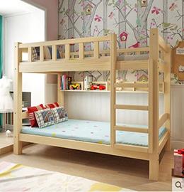 才华家居儿童高低床图片