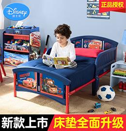 迪士尼塑料儿童床图片